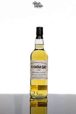 Signatory Vintage 1998 Ayrshire Grain 17 Years Old Single Grain Scotch Whisky (7