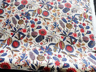 The Design Archives Fabric - Exotic Fruits