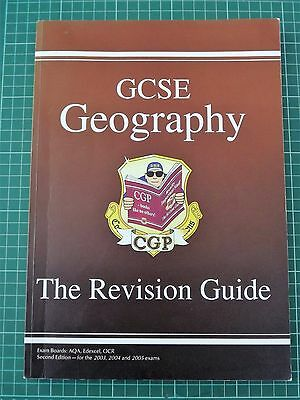 CGP GCSE Geography The Revision Guide