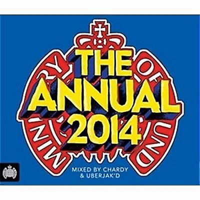 Ministry Of Sound The Annual 2014 - CD Album NEW&SEALED