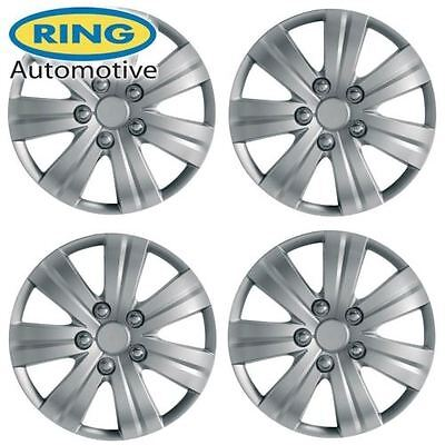 """Set 4 Deep Dish Commercial 15"""" Wheel Trims Hub Caps fits Ford Transit Connect"""