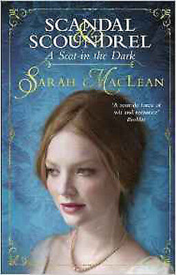 A Scot in the Dark (Scandal & Scoundrel), New, MacLean, Sarah Book