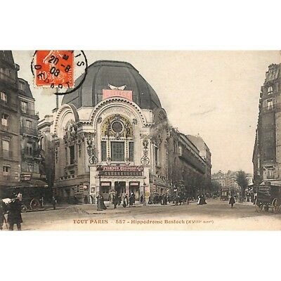 [75] Paris - Hippodrome Bostock.