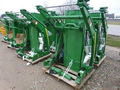 New John Deere H160 Loader Attachment With Brackets For Sale Fits Many Tractors