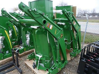 Brand New John Deere H180 Loader Attachment With Brackets For Sale Fits Many