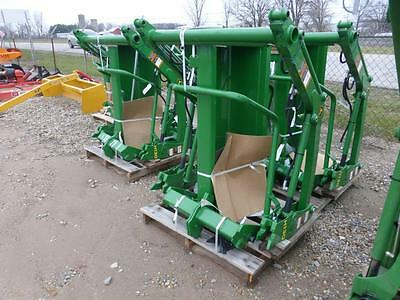 New John Deere H130 Loader Attachment With Brackets For Sale Fits Many Tractors