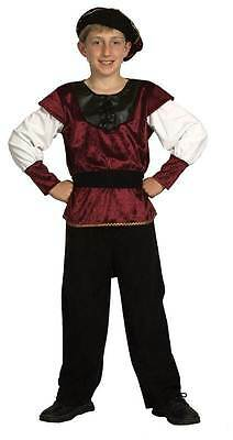 Renaissance Prince (L), Childs Fancy Dress Costume, Kids Book Week #at