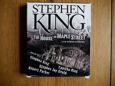 The House on Maple Street: And Other Stories by Stephen King (CD-Audio)