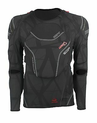 Leatt 3DF AirFit Body Protector Black S/M