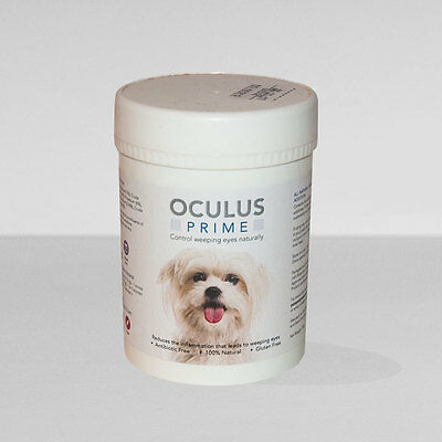 Oculus Prime Control Weeping Eyes Naturally and Prevent Tear Stains | 150 Grams