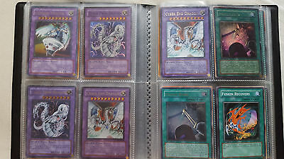 YuGiOh COMPLETE 1st Ed Cybernetic Revolution CRV Master set + ALL Ultimate rares