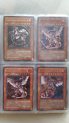 Yu-Gi-Oh COMPLETE 1st Ed Soul of the Duelist SOD Master set + ALL Ultimate rares
