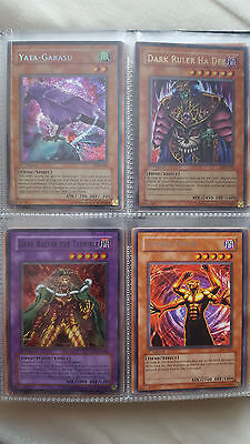 Yu-Gi-Oh COMPLETE 1st Ed Legacy of Darkness LOD 101 card set MINT-NrMint Yata