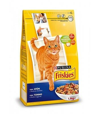 FRISKIES gato adulto Atun