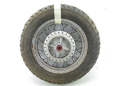 95-05 Kawasaki Vulcan 800 Vn800A Rear Wheel Back Rim Straight Tire
