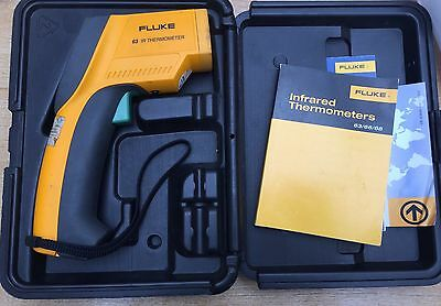 FLUKE 63 Infrared Handheld Thermometer