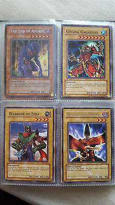 Yu-Gi-Oh COMPLETE 1st Ed Ancient Sanctuary AST 112 card set MINT-NrMint