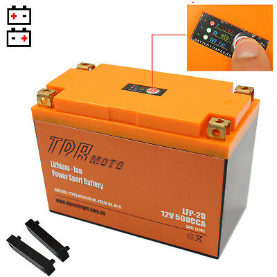 LFP-20 LITHIUM YTX20L-BS motorcycle Battery for Harley FLS FLST FXST FLST Softai