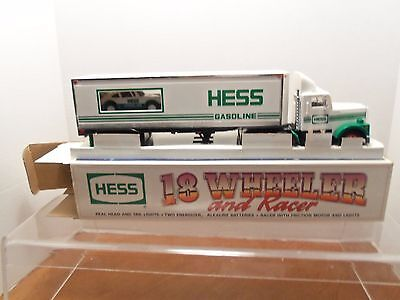 1992  Hess 18 Wheeler and Racer