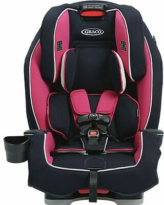 Graco Milestone All in 1 BABY CAR SEAT, 3 in 1 Convertible CAR SEAT, Ayla