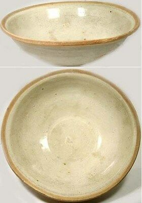 1200AD Antique Medieval Song China Delicate Celadon Green Porcelain Glazed Bowl