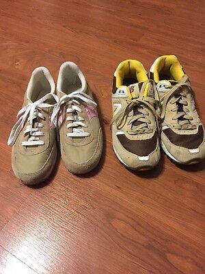 New Balance and Saucony Shoes  2 Pair Ladies Size 8.5