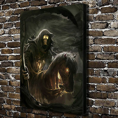"12""x16""The Apocalypse Paintings HD Print on Canvas Home Decor Wall Art Picture"