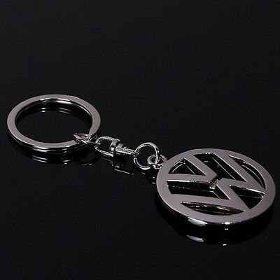 NEW 3D Metal Auto Car Logo keyring VW Keychain Pendant Key Holder for Volkswagen