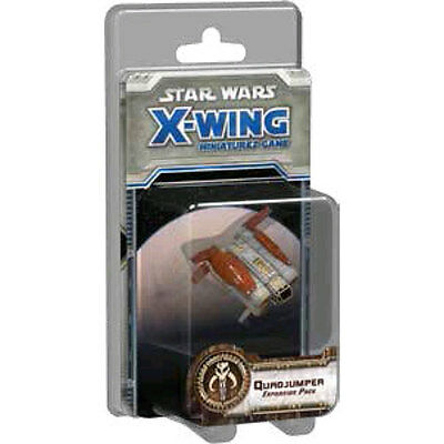 Star Wars - X-Wing Miniatures Game Quadjumper Expansion Pack NEW Fantasy Flight