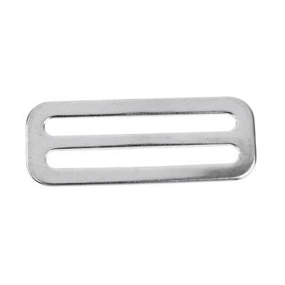 316 Stainless Steel Scuba Diving Weight Belt Keeper Retainer Harness Stopper