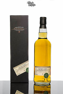 Adelphi 2007 Miltonduff 9 Years Old Speyside Single Malt Scotch Whisky