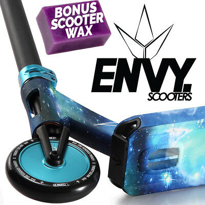 Envy KOS S4 Charge 2017 Complete Scooter - Bonus Free Wax
