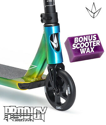 Envy Prodigy S5 Candy 2017 Complete Scooter - Bonus Free Wax