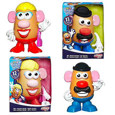 Mr or Mrs Potato Head! HASBRO TOY PLAYSKOOL KIDS CHILD GIFT NEW BOYS GIRLS