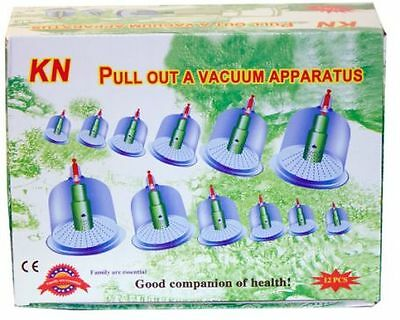 hijama cupping set 12 piece vacuum cups