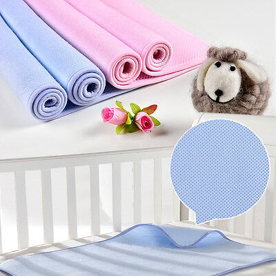 3D Bamboo Fiber Waterproof Changing Mat Breathable Children Urine Pad