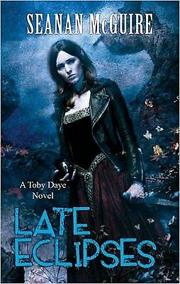 Late Eclipses (Toby Daye Book 4), New, McGuire, Seanan Book
