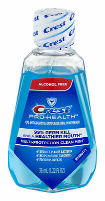 Crest Pro-Health Oral Rinse, Refreshing Clean Mint - 250 Ml