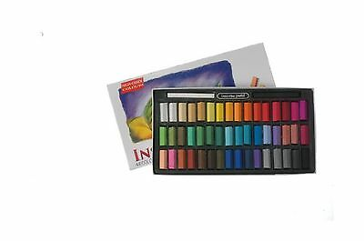 Inscribe Soft Pastel Set - 48 Colours