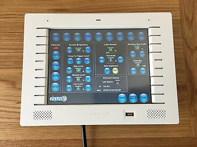 "Crestron TPMC-8L Isys™ 8.4"" Wall Mount Touch Panel Touchpanel #2"