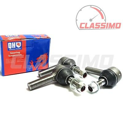Track Tie Rod End Pair & Drag Link End for LANDROVER DISCOVERY MK 1 - 1989-98 QH