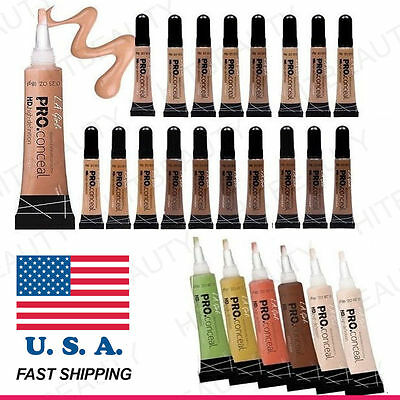 LA Girl Pro Conceal HD. High Definition Concealer & Corrector *Pick Any 3