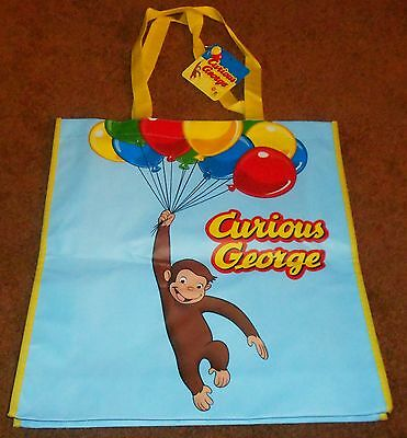 Curious George Bag, Brand New With Tags