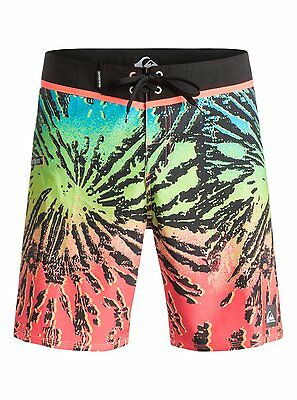 "Quiksilver™ REPREVE® Glitched 18"" - Board Shorts for Men EQYBS03377"