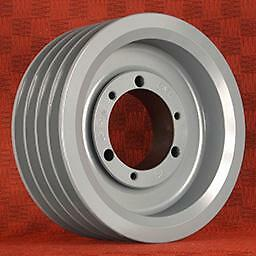 4C200E Qd Sheave C Section 4 Groove Factory New!