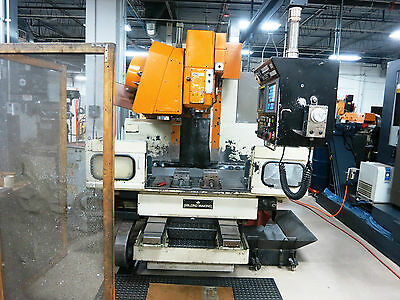 Leblond Makino Fnc-74-A20Cat 3-Axic Cnc Vertical Machining Center
