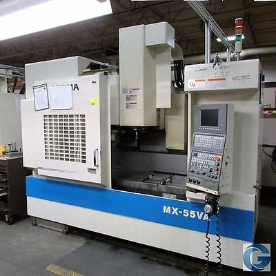 Okuma Mx-55A 3-Axis Cnc Vertical Machining Center