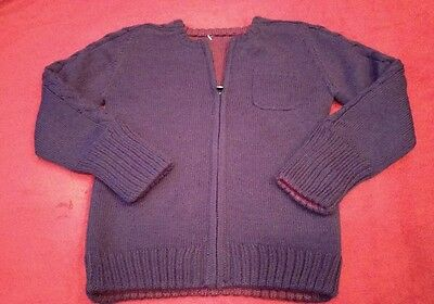 NWOT EGG BABY wool cardigan, two ply, size 4T
