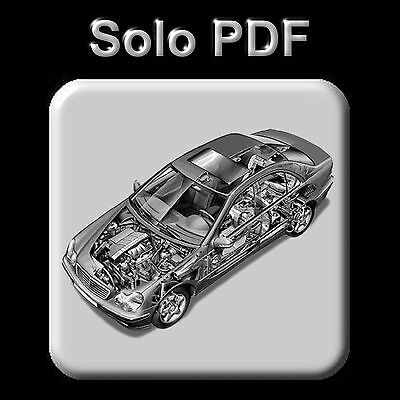 Mercedes C-Class (W203) - Repair Manual (Disassembly Assistant)