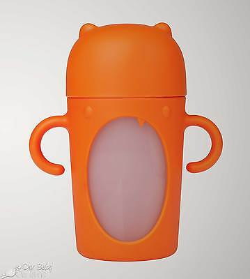 Boon MODSTER 10 oz. Firm Spout Sippy Cup - Orange